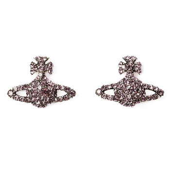 Vivienne Westwood | Crystal Orb Earrings