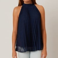 H.I.P. PLEATED TANK TOP