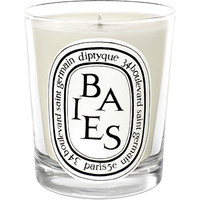 Diptyque Baies (Black Currant & Rose) Candle at Barneys New York at Barneys.com