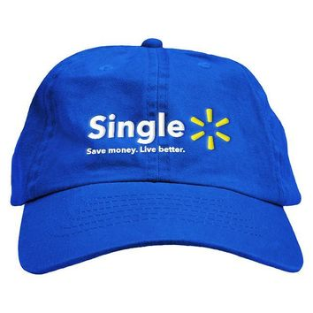 Single Dad Hat