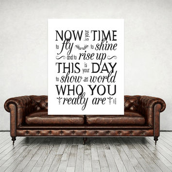 Robin Sharma Quotes - Motivational Wall Decor - Inspirational Quotes - Office Wall Art - Office Canvas Quotes - 8x10 Prints - Robin Sharma
