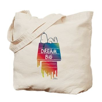 SNOOPY: DREAM ON TOTE BAG