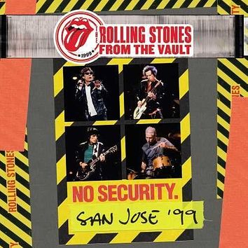From The Vault: No Security. San Jose '99 - The Rolling Stones, LP (Pre-Owned)