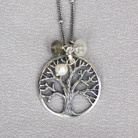 Gillian Hurrie- Tree of Life Necklace