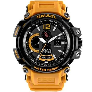 Men Top Brand Electronic LED Digital Wrist Watches For Male Sport Watch Men Military Clock