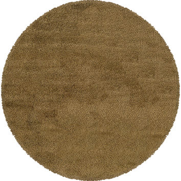 Oriental Weavers Loft Collection 520J4 Gold Solid Area Rug