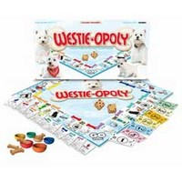 Westie-opoly by Late For The Sky, Family Games at AreYouGame.com