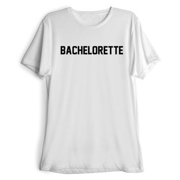 BACHELORETTE Women's Casual T-Shirt