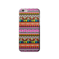 P2292 Aztec Tribal Pattern Case For IPHONE 6 Plus