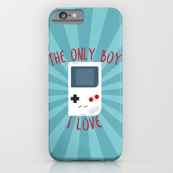 The only BOY i love! iPhone & iPod Case by Alessandro Aru
