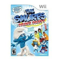 The Smurfs Dance Party with Exclusive Song for Nintendo Wii