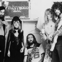 "Fleetwood Mac Bw Poster 16""x24"""