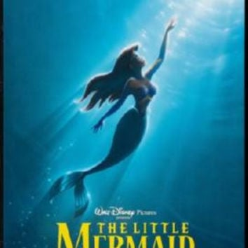 "Little Mermaid The Poster 16""x24"""