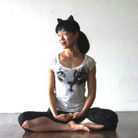 Cat T-shirt, femmes Cat shirt, Top impression de réservoir Cat, imprimé animal, un côté imprimé