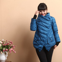 Hooded Down jacket coat women coat women padded jacket