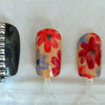 Studs and Flower Nail Set