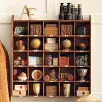 Cubby Organizer - Natural
