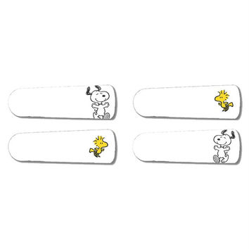 "Snoopy and Woodstock 42"" Ceiling Fan BLADES ONLY"