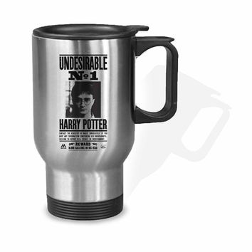Undesirable Number 1 Harry Potter Stainless Mug