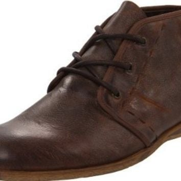 Steve Madden Men's Friscco Boot,Brown Leather,11 M US
