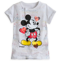 Mickey Mouse Tee for Girls - Disneyland