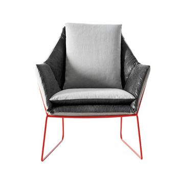 Partysu Iron Art Concise Armchair