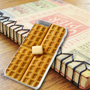 Waffles Food Butter iPhone 6 Plus | iPhone 6S Plus Case