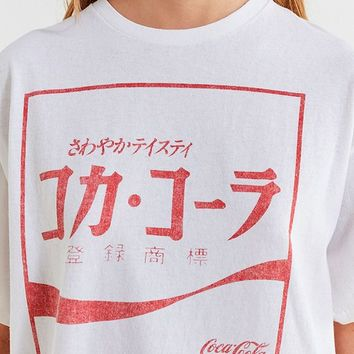 Junk Food Japanese Coca-Cola Tee | Urban Outfitters