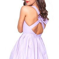 Doll House dress in lilac  | Show Pony Fashion online shopping