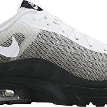 NIKE Men's Air Max Invigor Print Road-Running-Shoes