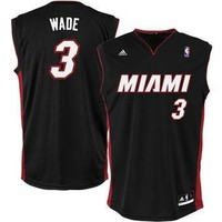 Miami Heat Dwayne Wade #3 jerseys