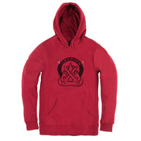 10th Mountain Heather Red