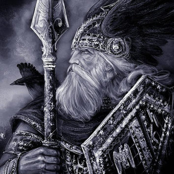Odin Reading- Channelled Guidance from the Powerful Norse God