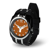 Texas Longhorns NCAA Crusher Series Mens Watch