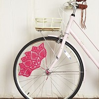 Womens Crochet Skirt Bike Guards