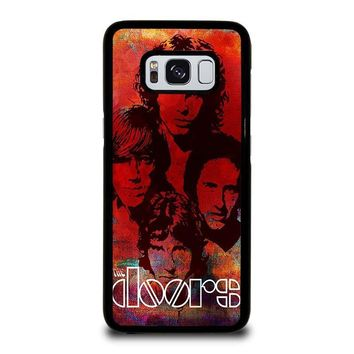 the doors samsung galaxy s3 s4 s5 s6 s7 edge s8 plus note 3 4 5 8  number 1
