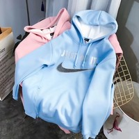 '' NIKE '' Women Hot Hoodie Cute Sweater