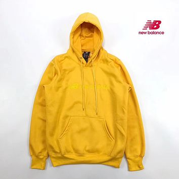 New Balance Women Fashion Hoodie Top Sweater Pullover