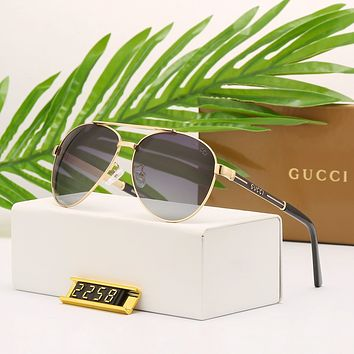 GUCCI Men Fashion Shades Eyeglasses Glasses Sunglasses