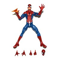 "Marvel Legends Infinite Series Pizza Spiderman Homecoming All New All Different 6"" Loose Action Figure FREE SHIPPING"