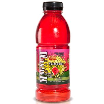 Detox Body Cleanse Toxin Flush - Magnum Detox 16 oz Watermelon Flavor Drink