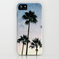 Paradise Sky iPhone & iPod Case by RichCaspian