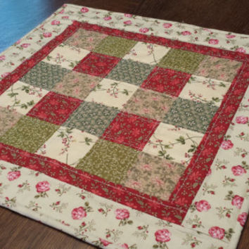 Shop Square Table Topper on Wanelo : quilted table toppers - Adamdwight.com