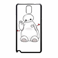 Hello I Love Baymax Samsung Galaxy Note 3 Case