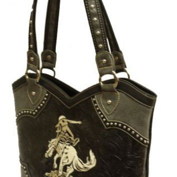 Montana West Horse and Rider Purse