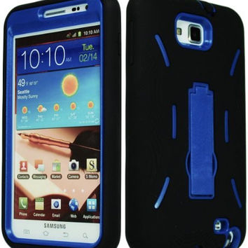 Wireless  High impact Hybrid Case  Samsung Galaxy Note i9220 -