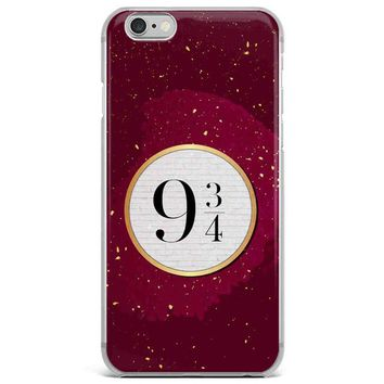 Harry Potter Design TPU Soft Silicone Phone Case
