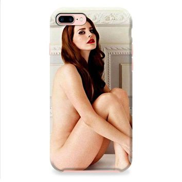 Lana Del Rey Naked iPhone 8 | iPhone 8 Plus Case