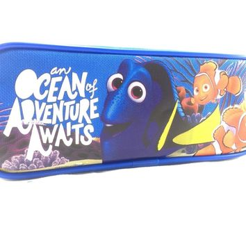 "Disney Pixar Finding Dory 8"" Blue Pencil Case"