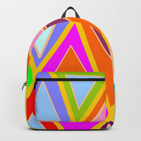 Déco Géo 02 Backpack by Zia